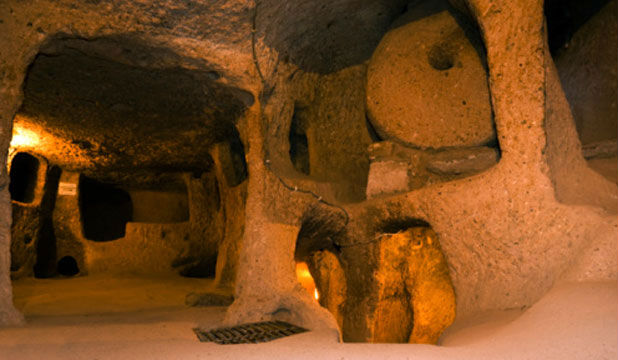 South Cappadocia and Kaymakli Underground City Tours