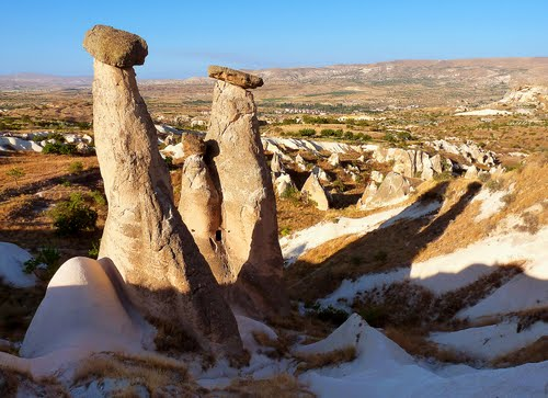 Three Beauties, Cappadocia