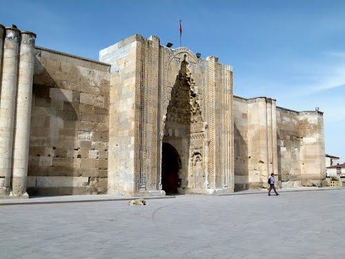 Elegant Sultanhani Caravanserai Konya