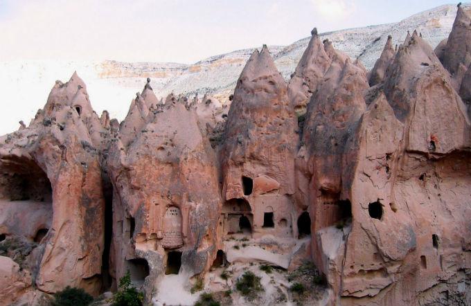 Cave Dwellings, Cappadocia