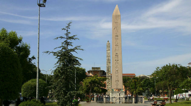 Hippodrome and Obelisk