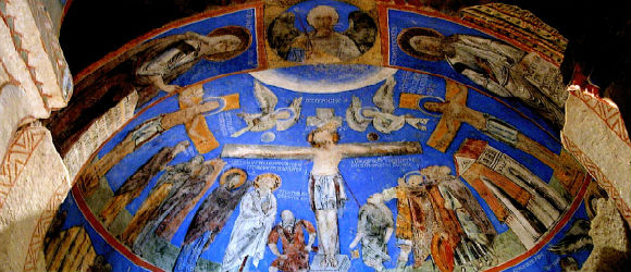 Church of the Buckle (Tokalı Kilise) - Ephesus Tours