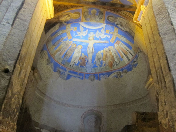 Buckle Church Goreme-Cappadocia-Turkey