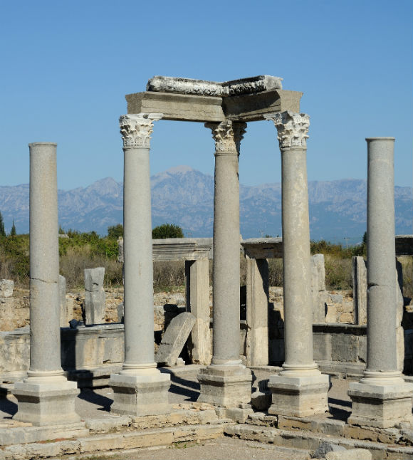 Pillars of the Agora
