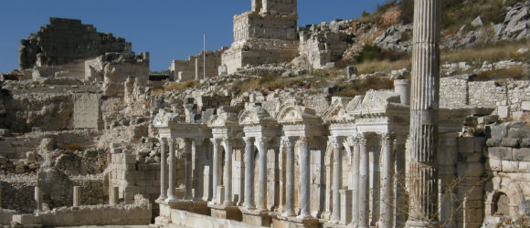 pisidia antiocheia Archives - Ephesus Tours