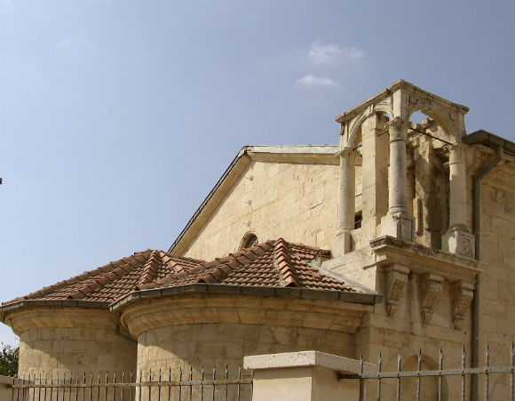Church of St. Paul in Tarsus (the church and the surroundings are on the UN World Heritage tentative list)