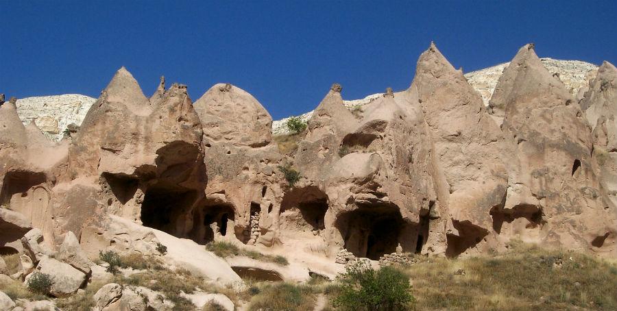 zelve-cappadocia-turkey