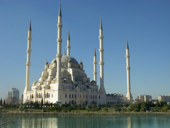 Sabanci Central Mosque Adana Turkey