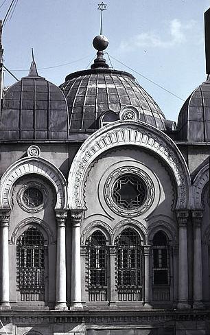 Ashkenazi Synagogue, Istanbul