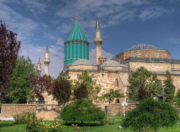 Mevlâna Museum Konya-Turkey