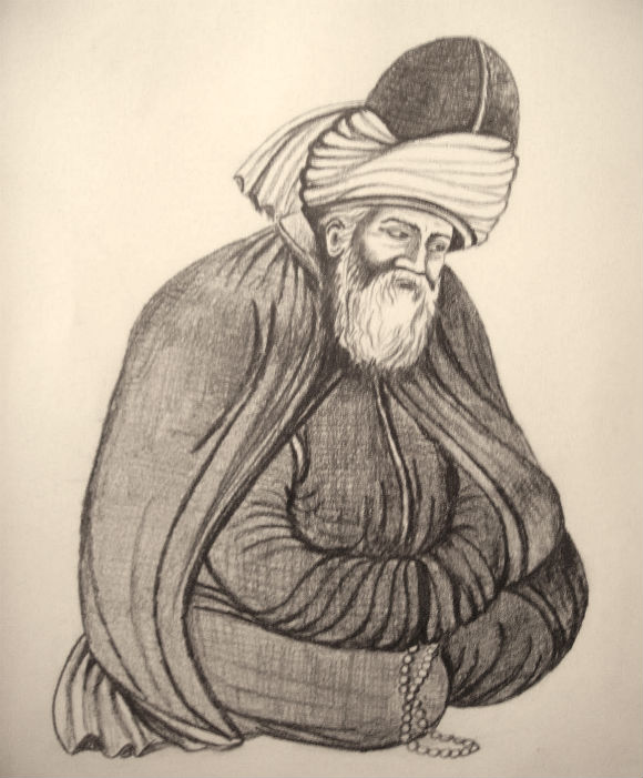 Mevlana Celaddiin-i Rumi is a 13th century Muslim saint and Anatolian mystic known throughout the world for his exquisite poems and words of wisdom.