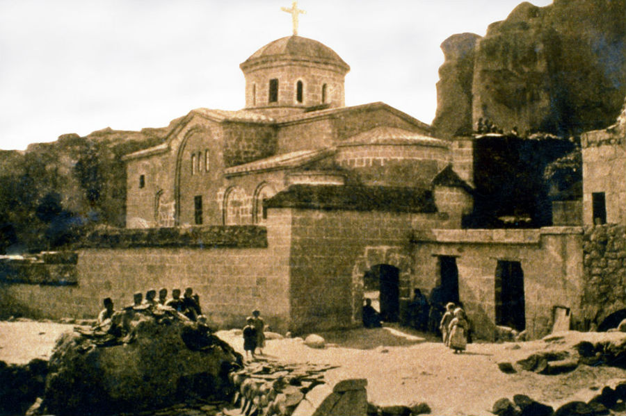 St. Gregory of Nazianzos Church Guzelyurt-Cappadocia