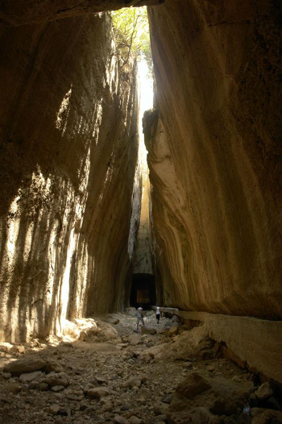Titus Tunnel, Seleucia Pieria