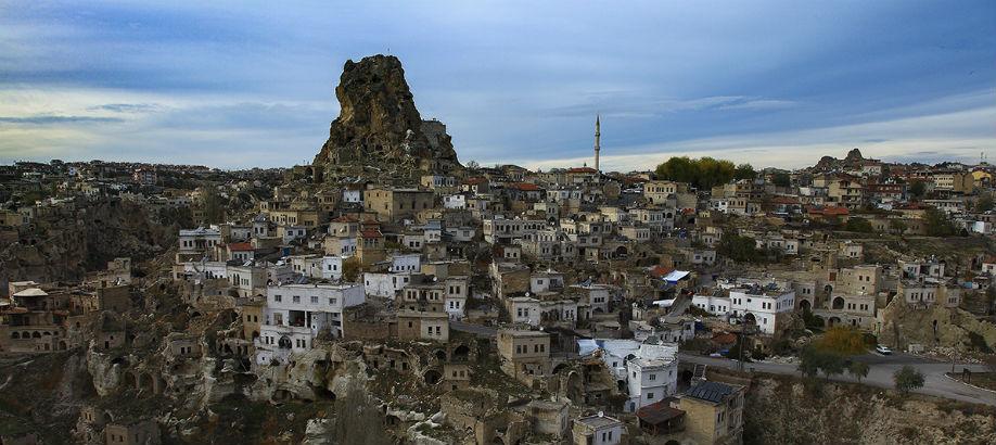 Ortahisar Cappadocia