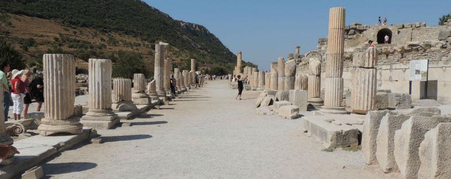 Basilica in Ephesus