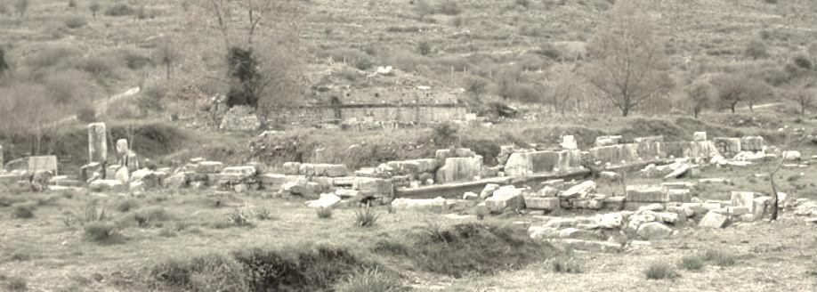 East Gymnasium Ephesus