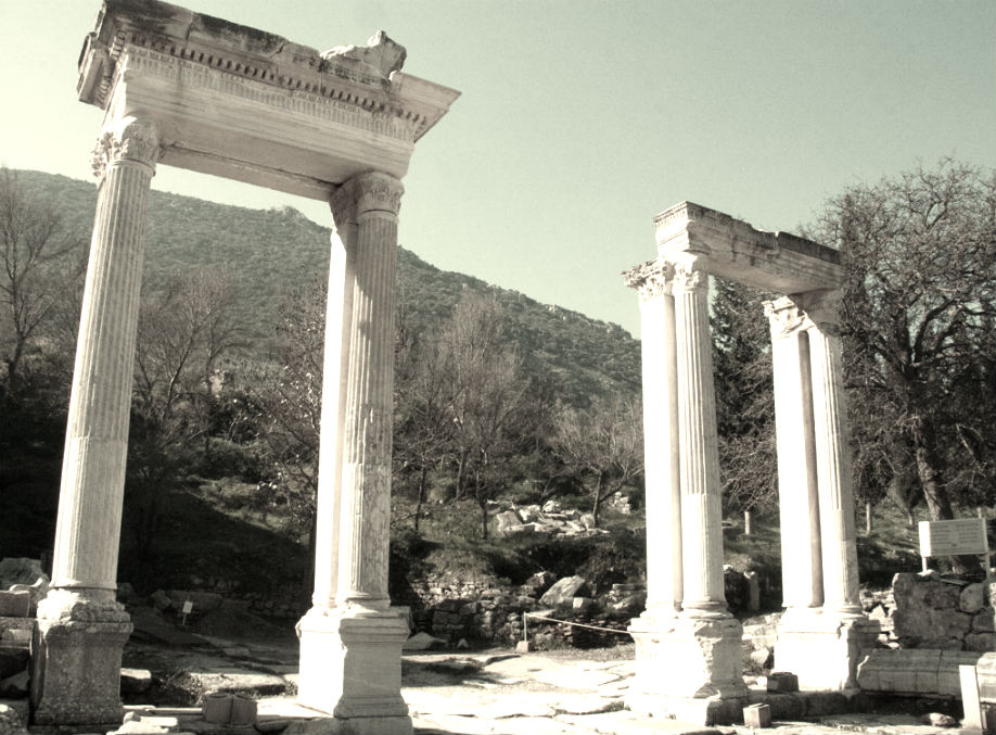 Gate of Hadrian Ephesus