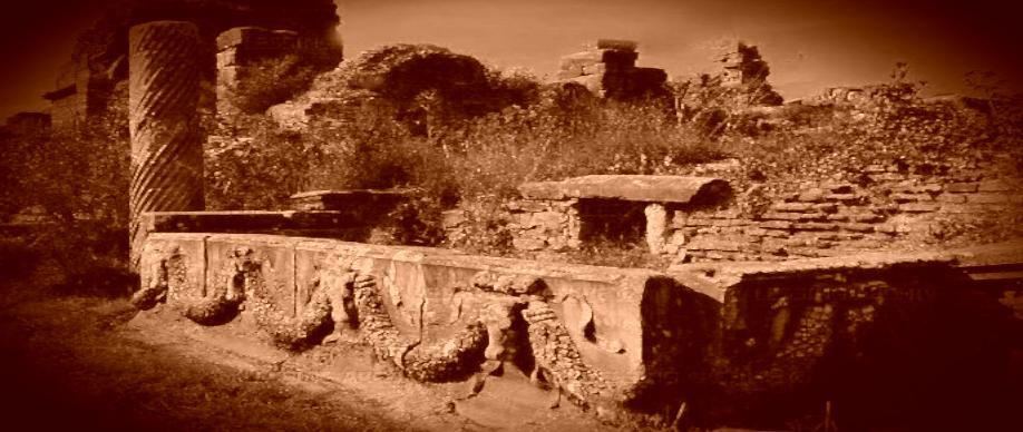 Harbour Baths Ephesus