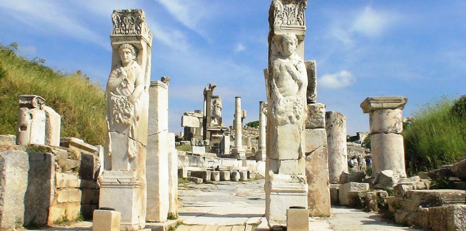 Hercules Gate Ephesus