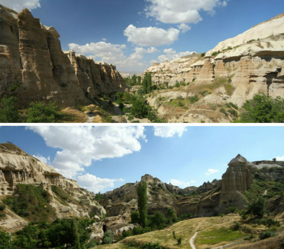 Pigeon Valley ( Güvercinlik Vadisi ) Goreme-Cappadocia
