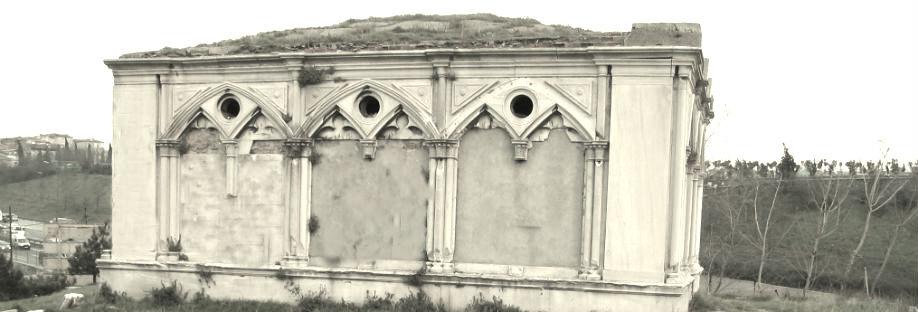 Abraham Kamondo Mausoleum:, Haskoy Istanbul