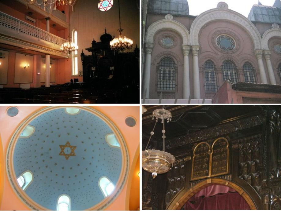 Ashkenazi Synagogue, Istanbul Turkey