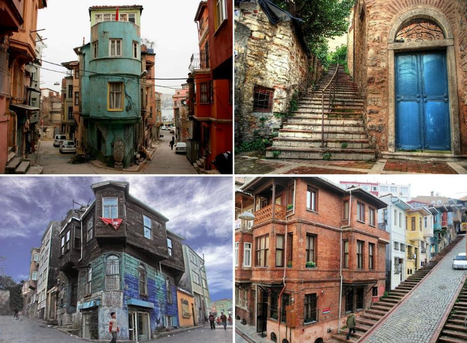 Balat, Istanbul Turkey