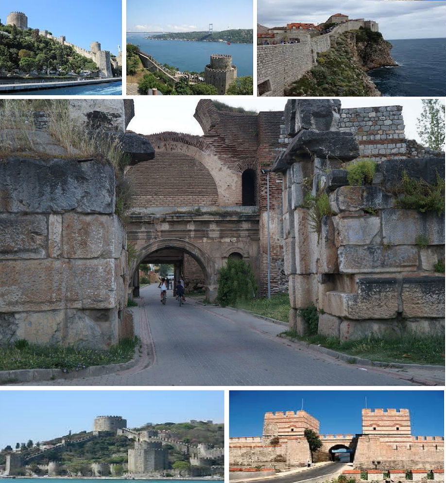 City Walls of Istanbul