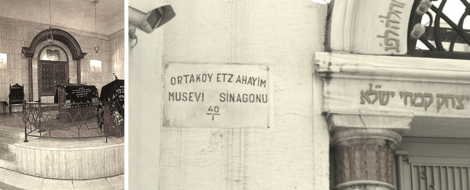 Etz Ahayim Synagogue, Ortakoy- Besiktas ISTANBUL