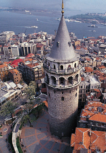Galata Tower Istanbul Ephesus Tours