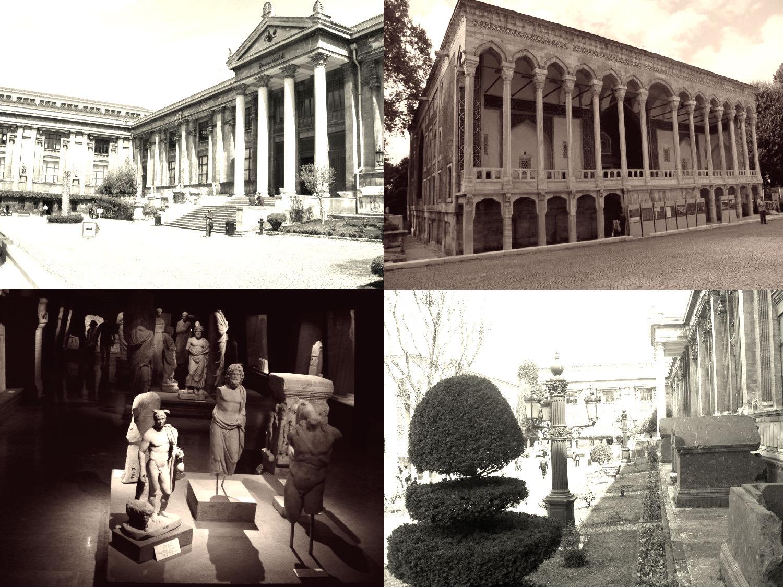 Istanbul Archaeology Museum - Ephesus Tours