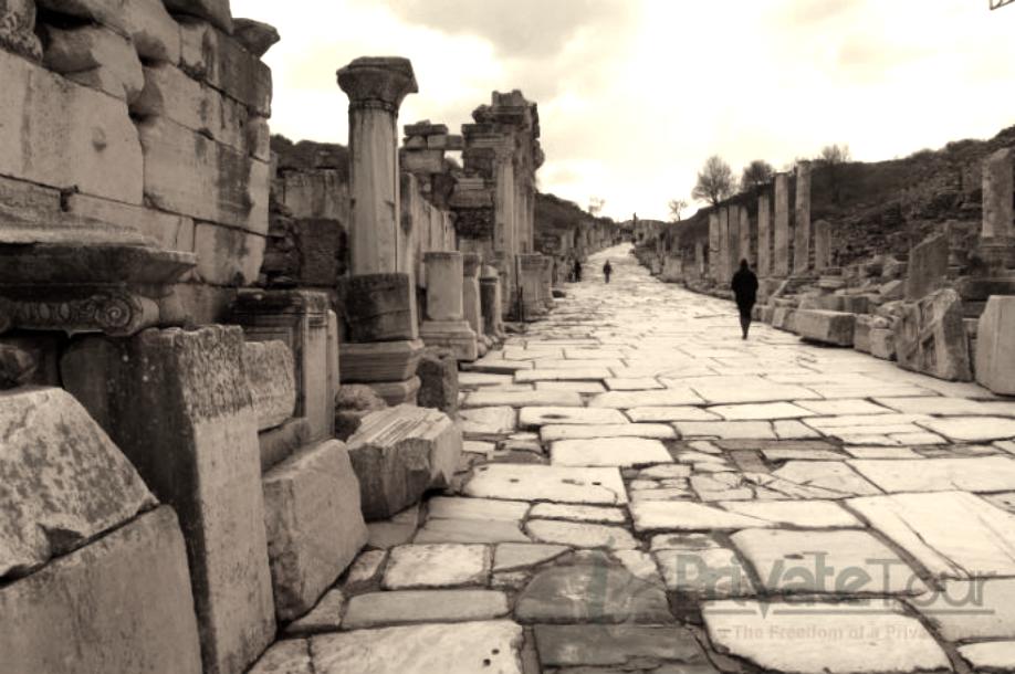 Marble Street, Ephesus