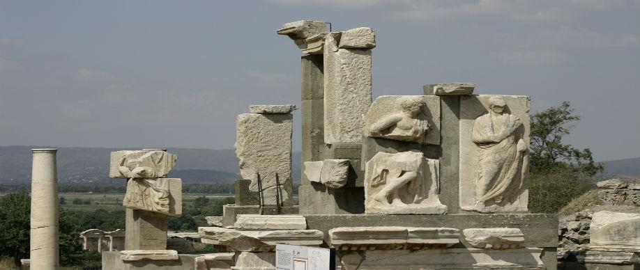 Memmius Monument, Ephesus