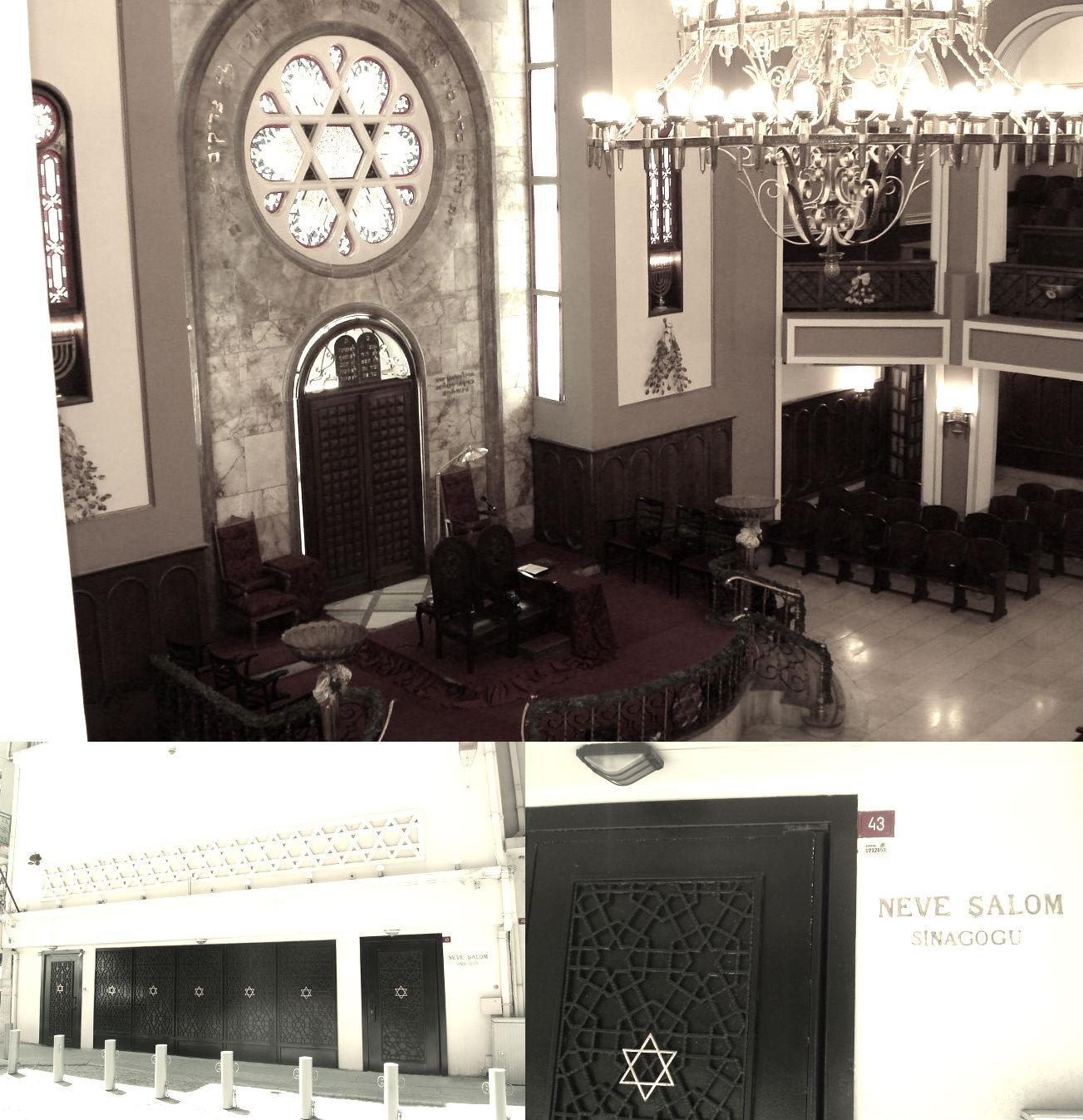 Neve Shalom Synagogue, Istanbul - Ephesus Tours