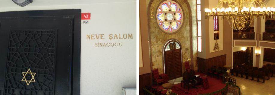 Neve Shalom Synagogue, Istanbul