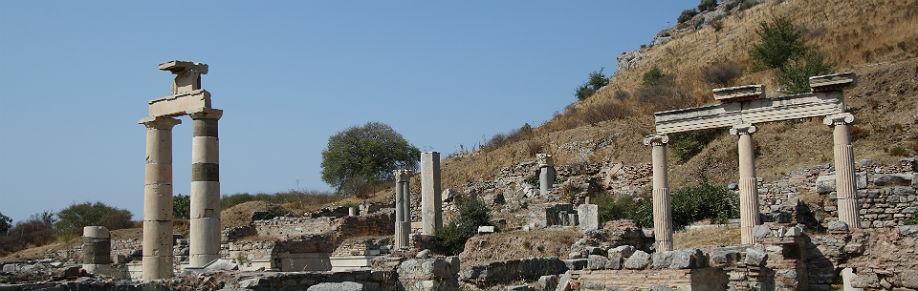Prytaneum, Ephesus