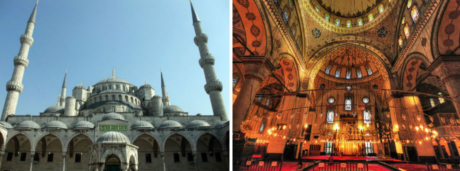Sultan Beyazıt Mosque Istanbul (Beyazit Camii)