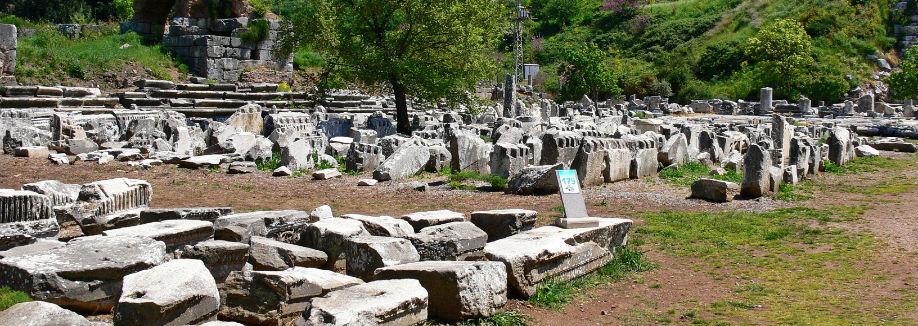 Theater Gymnasium, Ephesus