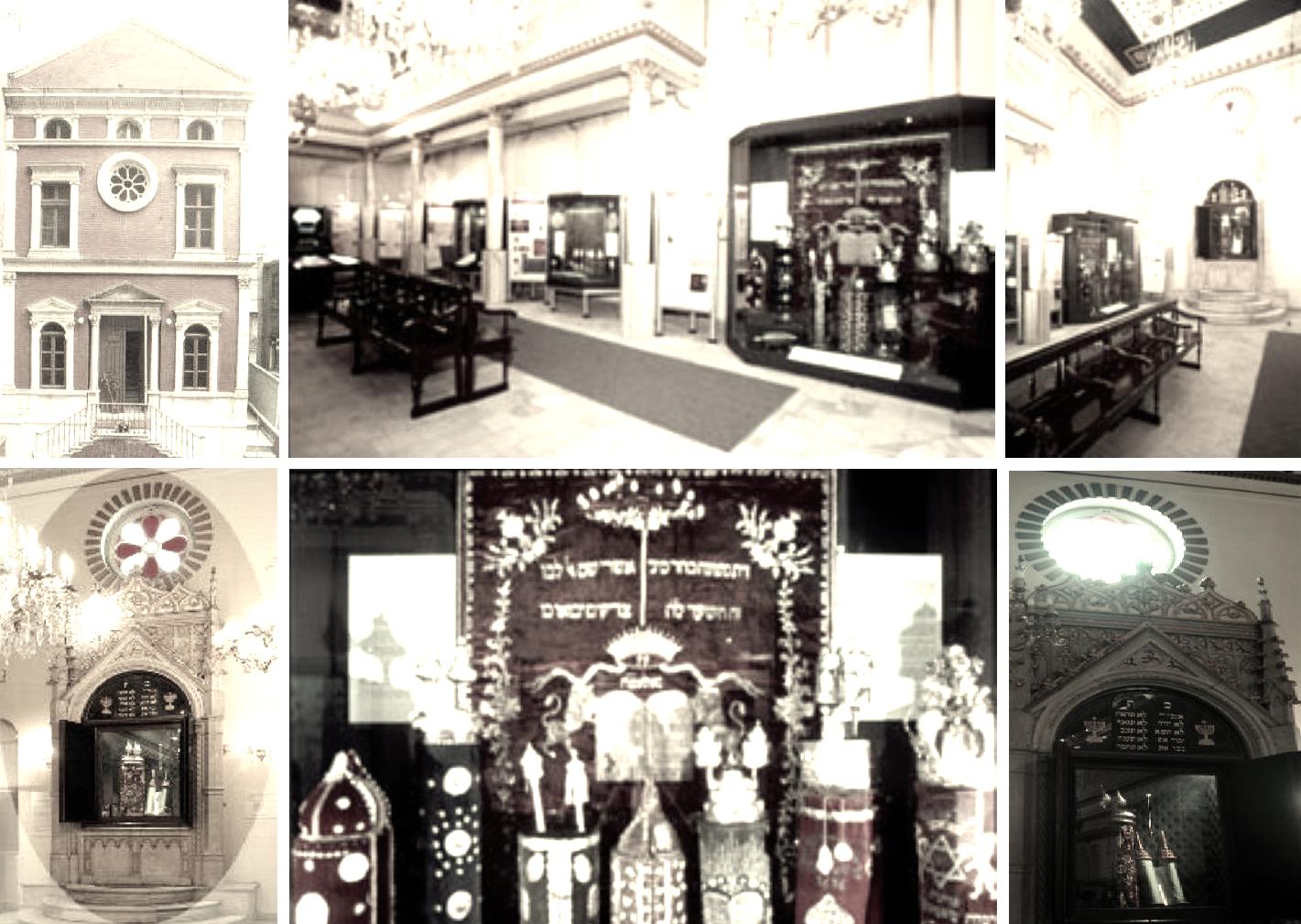 Zulfaris Synagogue ( Jewish Museum of Istanbul Turkey ...