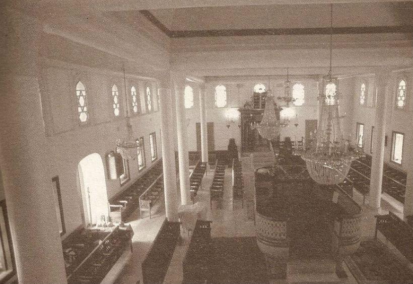 Ahrida Synagogue Balat Istanbul