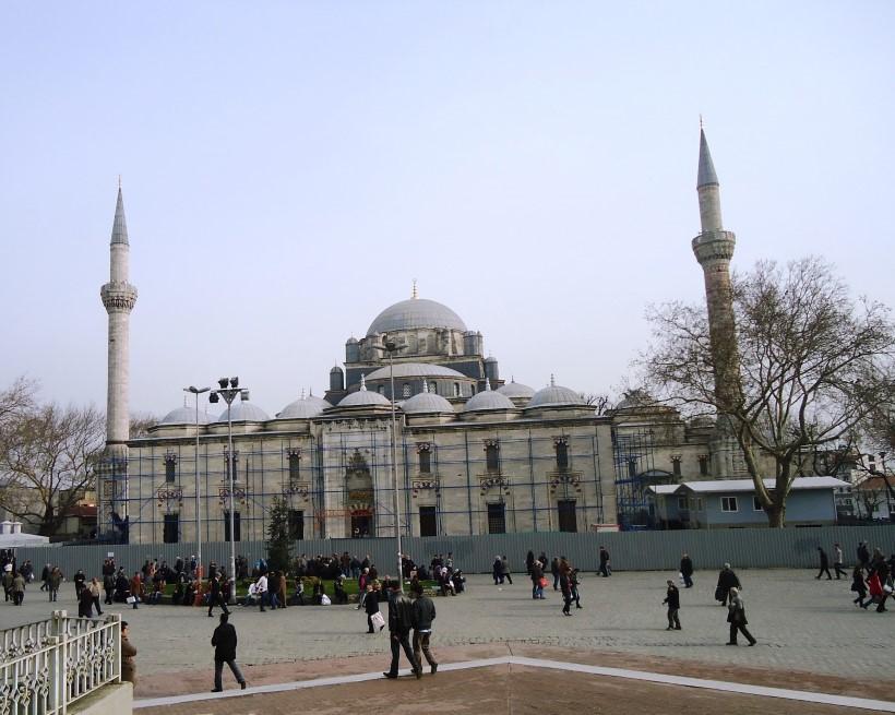 Beyazit Mosque, Istanbul