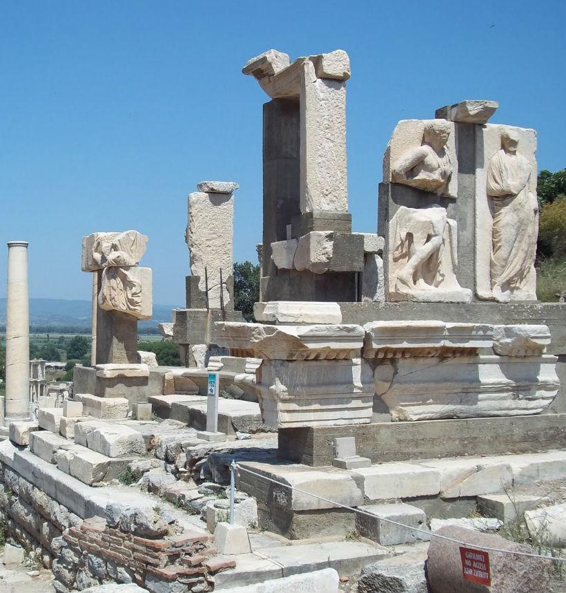 Memmius Monument Ephesus