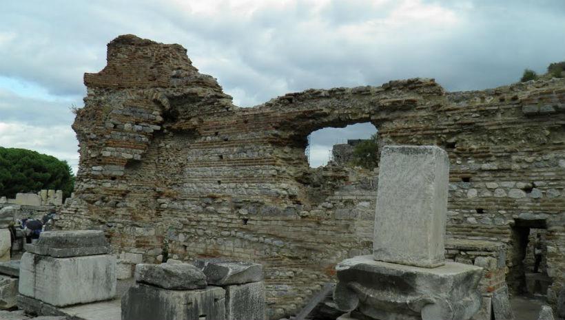 octagon tomb ephesus