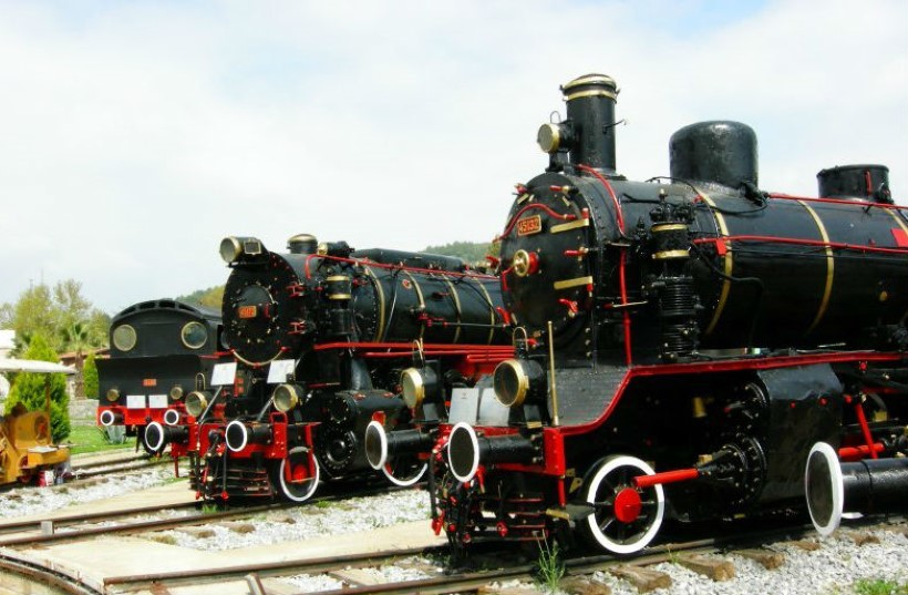 Ephesus, Selcuk-Caml?k Steam Locomotive Museum