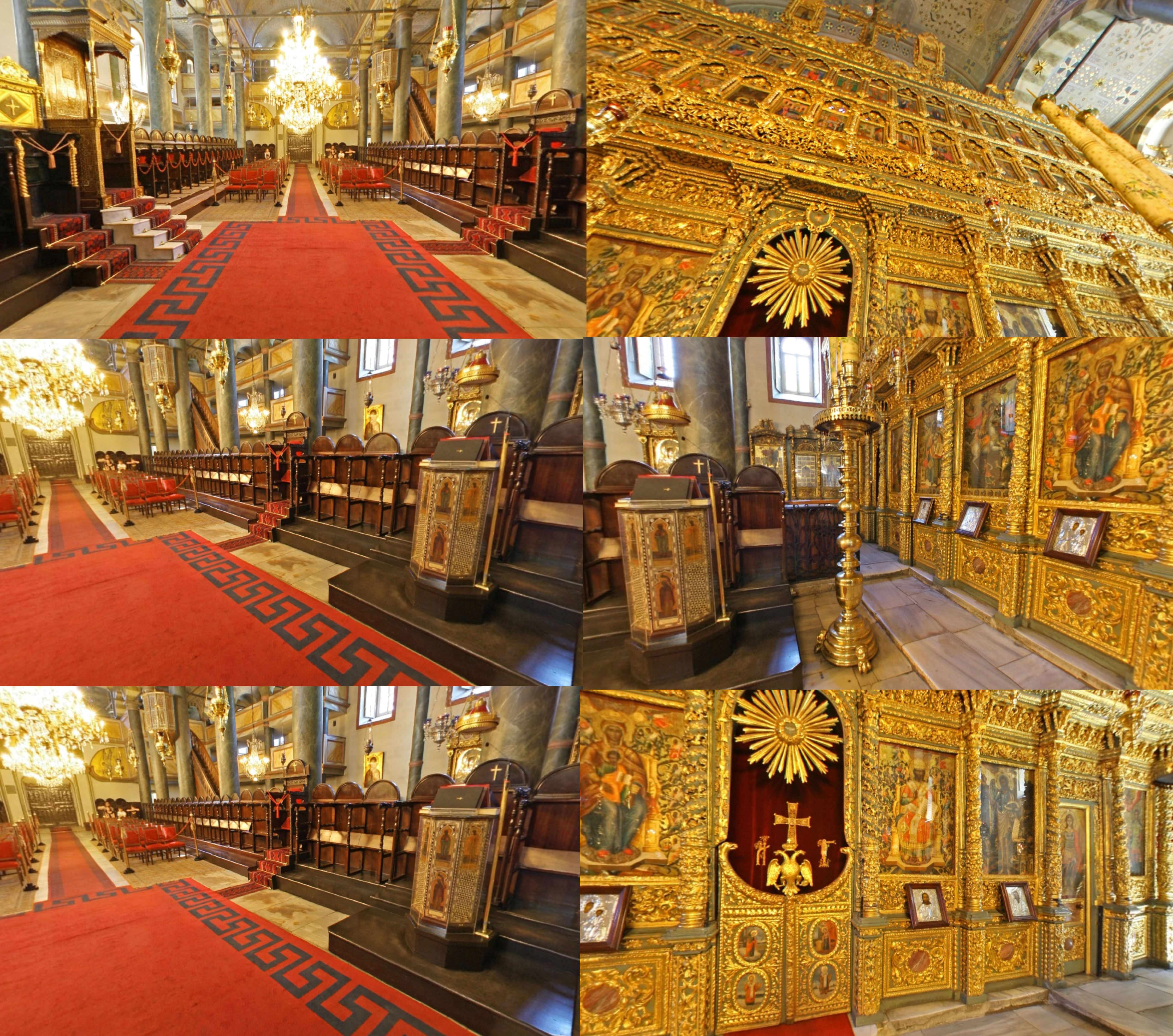 Orthodox Patriarchate and Cathedral