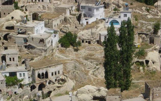 Avanos Village, Cappadocia