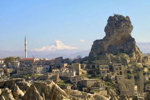 Urgup Town, Cappadocia