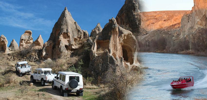 Kizilirmak River, Cappadocia